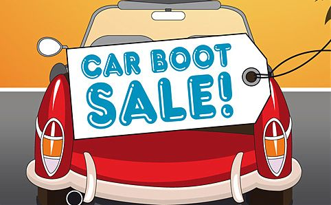 Car Boot Sale Sunday 22nd May 2016