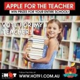 Hot 91's Apple For The Teacher Competition