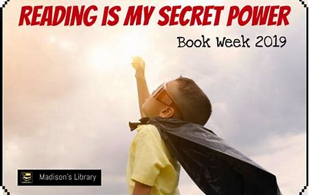 Book Week - Monday 20th August to Friday 24th August 2018