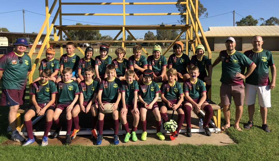 BUDERIM MOUNTAIN RUGBY LEAGUE NEWS 2018 – THE CHARLEVILLE EXPERIENCE